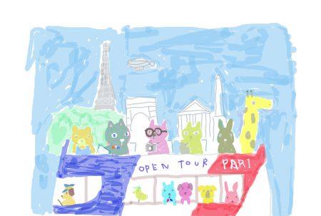 パリの美術館と街歩き